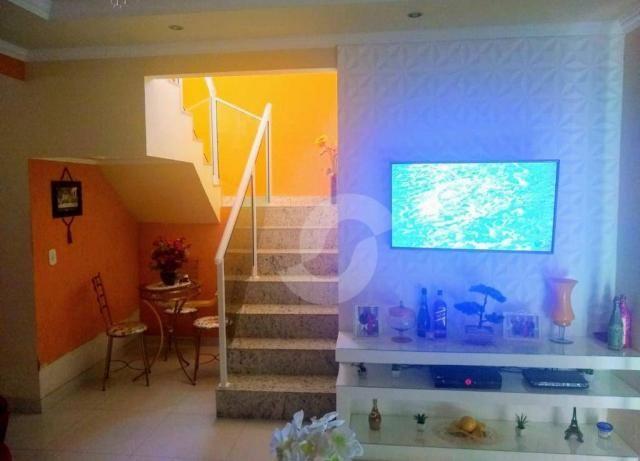 Casa com 3 dormitórios à venda, 272 m² por R$ 690.000 - Centro - Maricá/RJ - Foto 13
