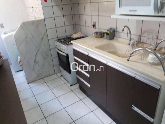 Apartamento à venda, 68 m² por R$ 172.000,00 - Vila Viana - Goiânia/GO - Foto 3