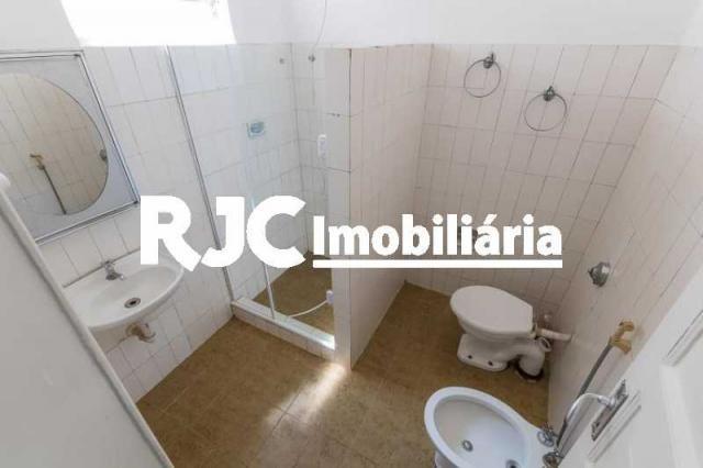 Casa à venda com 3 dormitórios em Tijuca, Rio de janeiro cod:MBCA30183 - Foto 19