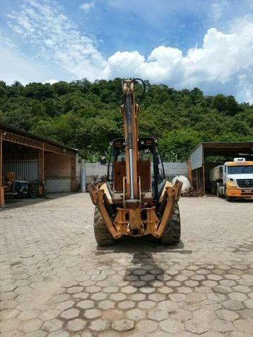 Retro escavadeira 416 e 4x2 Caterpilar - Foto 2