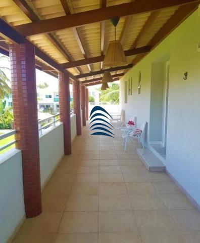 Casa de alto padrão com acesso a praia no condomínio Porto Busca Vida - Foto 5