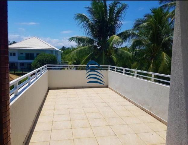 Casa de alto padrão com acesso a praia no condomínio Porto Busca Vida - Foto 6