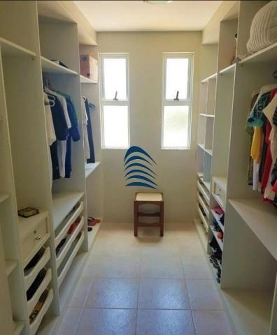 Casa de alto padrão com acesso a praia no condomínio Porto Busca Vida - Foto 19