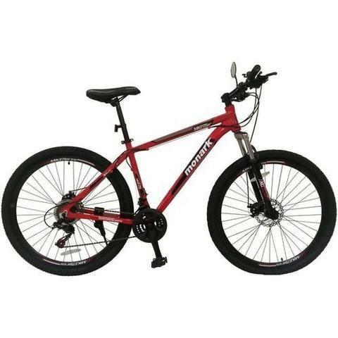 Bicicleta Monark Mk 27,5 Shimano 21m ALuminio