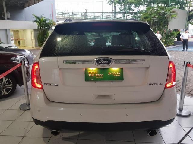 FORD EDGE 3.5 SEL AWD V6 24V GASOLINA 4P AUTOMÁTICO - Foto 4