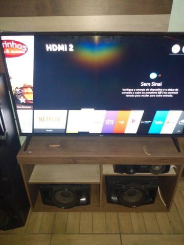 Smart TV 50 LG funcionando perfeitamente não aceito transferência bancária