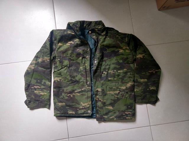 Jaqueta Camuflada tamanho M - Foto 2