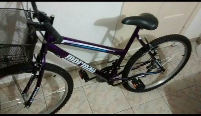 Bicicleta feminina nova - Foto 2