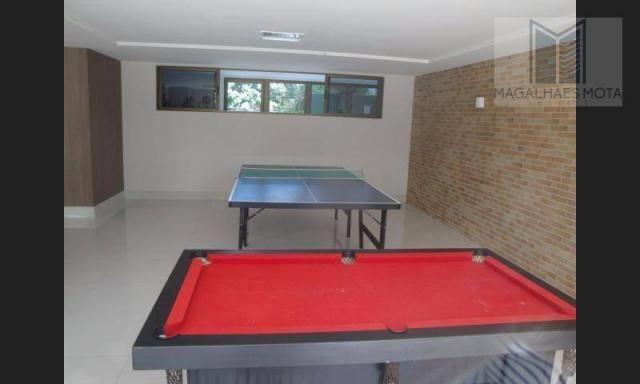 Apartamento com 3 dormitórios à venda, 73 m² por R$ 600.000 - Meireles - Fortaleza/CE - Foto 16