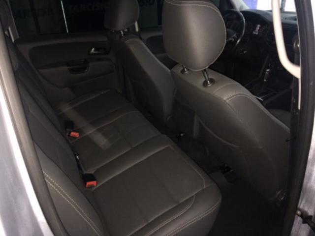 Volkswagen Amarok Trendline Cd 2.0 Tdi 4x4 Dies Aut 2018 Diesel - Foto 4