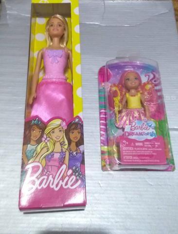 Barbie e fadinha Barbie dreamtopia - Foto 2