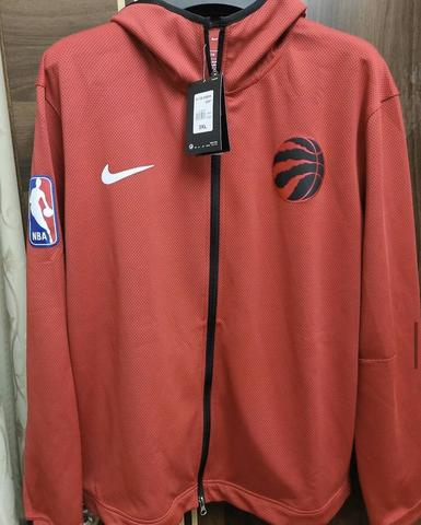 Agasalho Oficial NBA Toronto Raptors