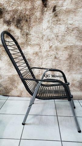 Cadeira poltrona preguiçosa - Foto 4