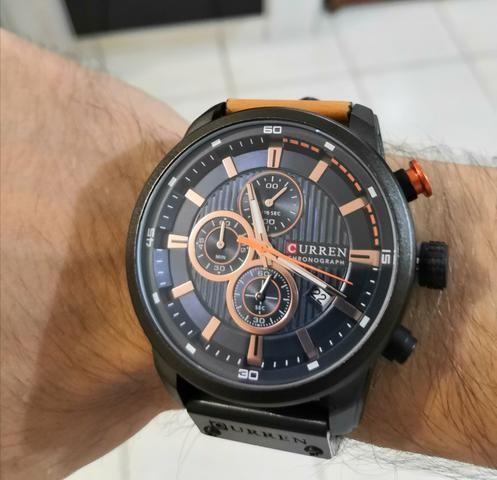 Relógio Curren, Novo Original