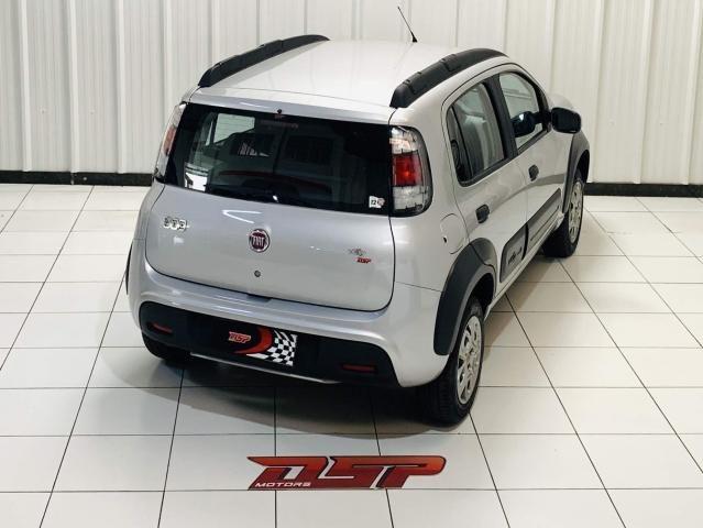 FIAT UNO 2014/2015 1.0 EVO WAY 8V FLEX 4P MANUAL - Foto 4