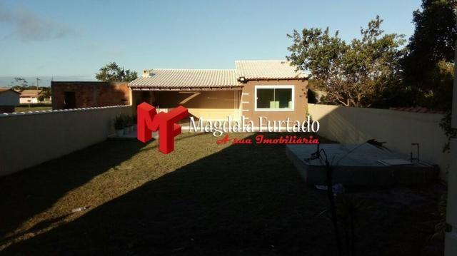 4030 - Casa de 4 quartos, rebaixada em gesso, total conforto em Unamar - Foto 10