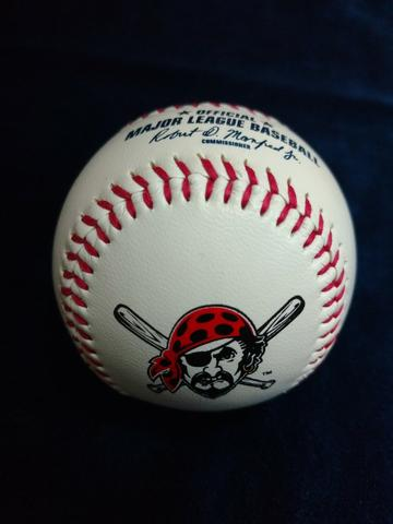 Bola de Baseball Rawlings Original Importada USA Pittsburgh Pirates