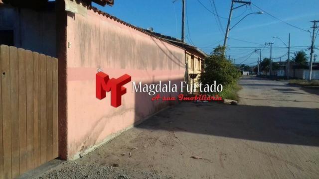 4036 - Casa área externa gramada, 4 quartos para sua moradia em Unamar - Foto 3