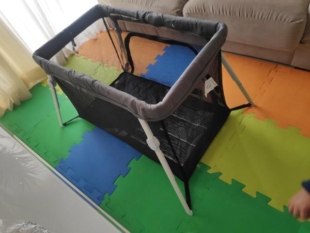 Lotus Travel Crib - berço portátil americano - Foto 6