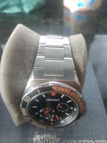 Vendo relógio Orient - Foto 5