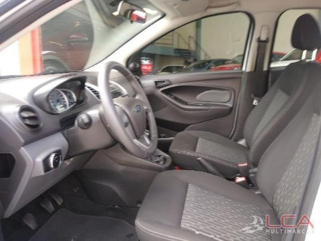 Ford Ka SE 1.0 2015- 40 mil km originais- ideal p/ Uber e demais app - Foto 6