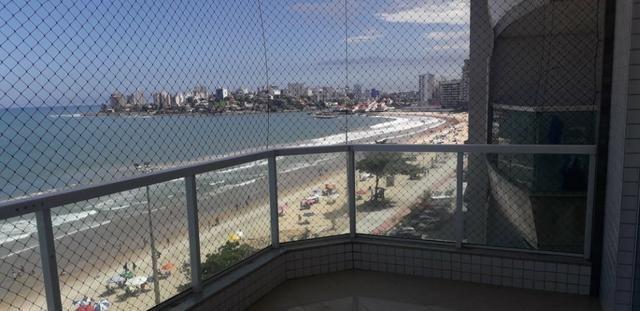 Alugo Apto 4 Suítes frente a Praia do Morro - Guarapari - Foto 12