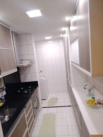 Vendo Apartamento 84 m² com 3 quartos sendo 1 suíte - Torres das Palmeiras - Coxipó - Foto 4