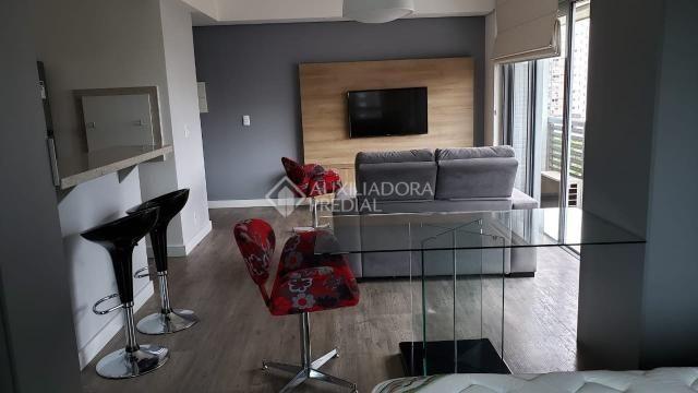 Apartamento para alugar com 1 dormitórios em São joão, Porto alegre cod:315903