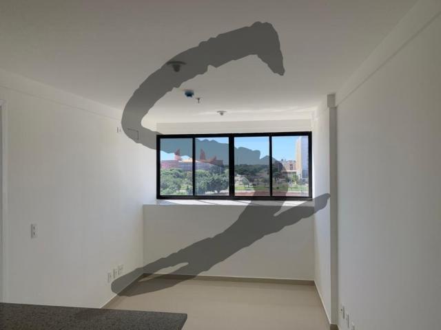 Apartamento 1° locação, 32m², 1 quarto com suíte, ótima localização. - Foto 6