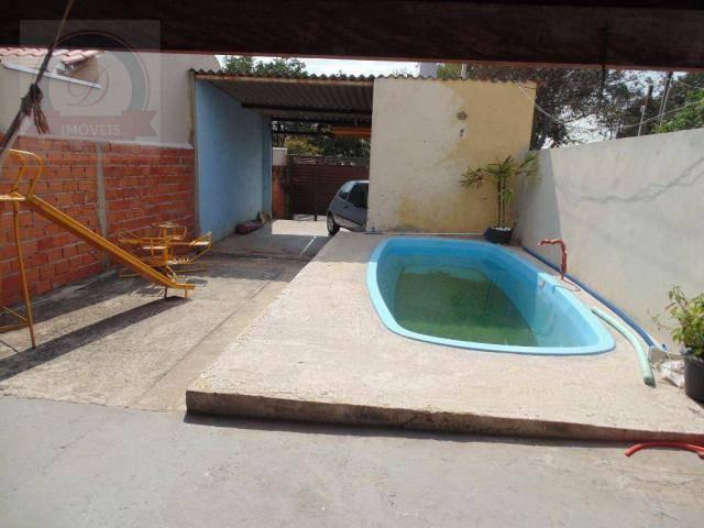 Casa com 3 dormitórios para alugar, 90 m² por R$ 1.335,00/mês - Parque São Jorge - Campina - Foto 2