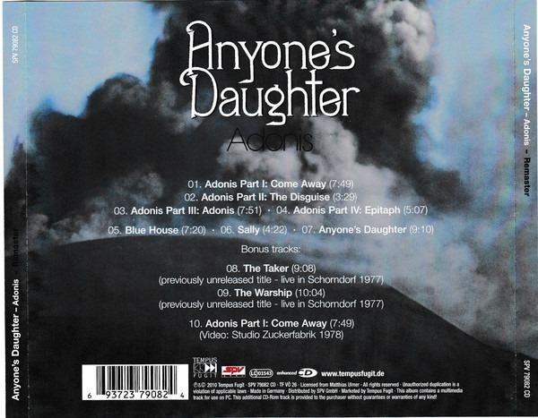 Anyone's Daughter - Adonis - Foto 2