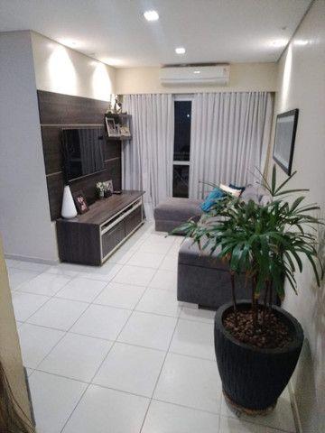 Vendo Apartamento 84 m² com 3 quartos sendo 1 suíte - Torres das Palmeiras - Coxipó - Foto 2