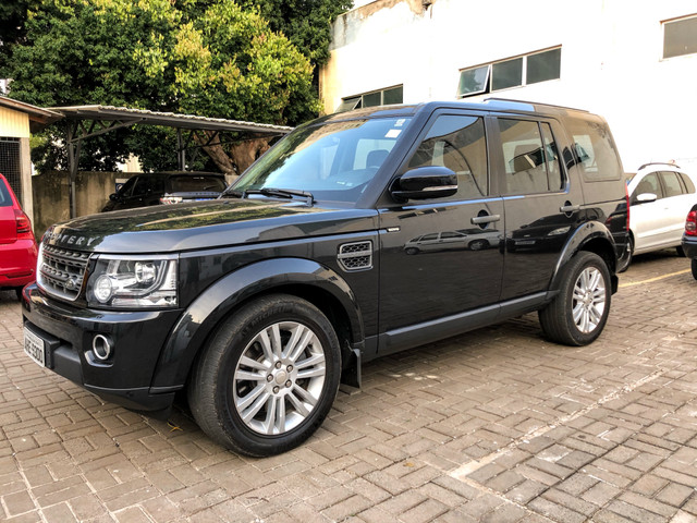Land rover discovery4 se 3.0 4x4 diesel 2015