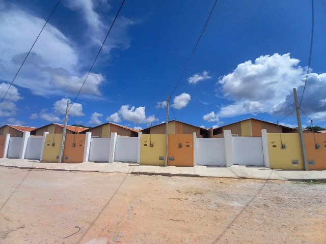 DP casa nova com entrada a partir de 2 mil reais com 2 quartos e documentação inclusa - Foto 10
