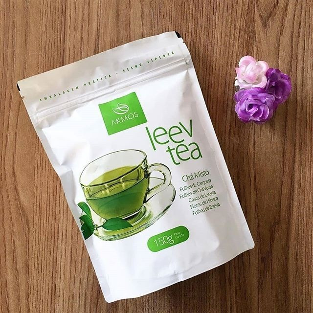 Chá Leev Tea Detox - Foto 2