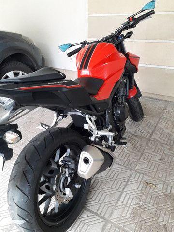 CB 500F 2018 Baixa Km - Foto 6