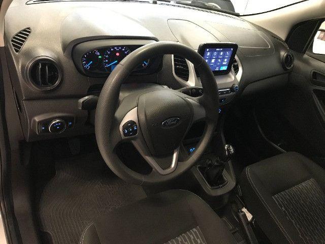 Ford - Ka 1.5 Sedan SE Plus 12V Flex 4p Mec - 2019 - Foto 7