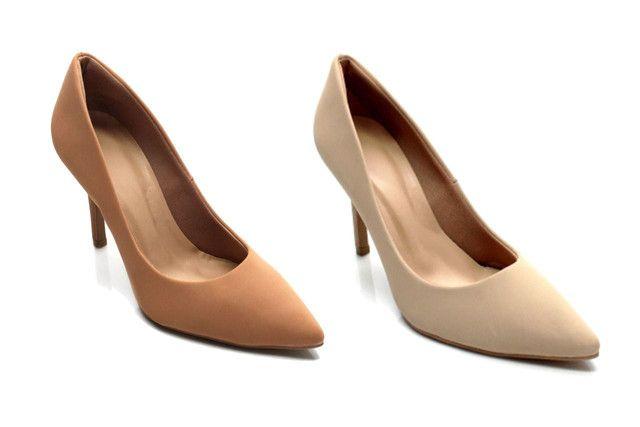 Sapato feminino scarpins - Foto 3