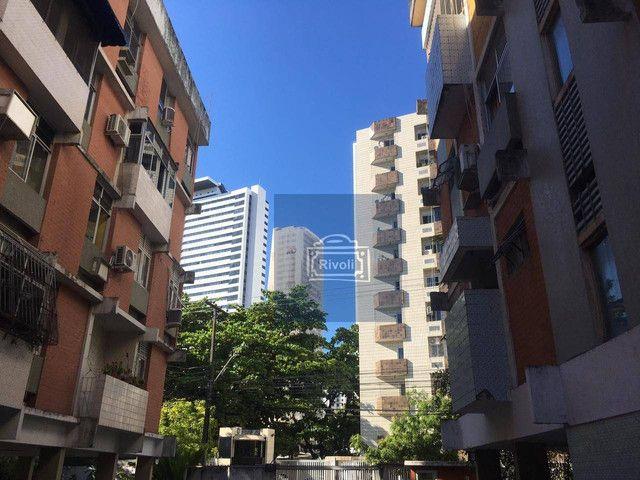 Apartamento com 4 dormitórios para alugar, 200 m² por R$ 1.900,00/mês - Boa Viagem - Recif - Foto 10