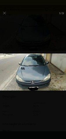 Carro Peugeot 206  - Foto 4