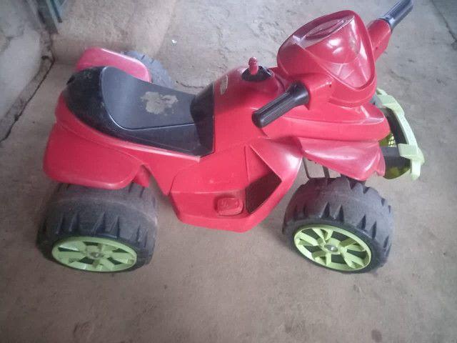 Quadriciclo para criança - Foto 4