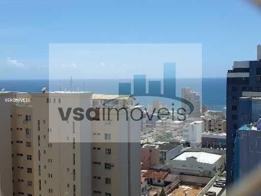 Apartamento para Locação em Salvador, Pituba, 3 dormitórios, 1 suíte, 3 banheiros, 1 vaga - Foto 4