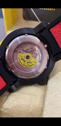 Relógio Invicta Yakuza Automático a prova d'água Completo - Foto 3