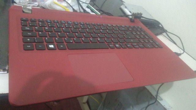 Vendo notebook i5 com monitor 24plg - Foto 2