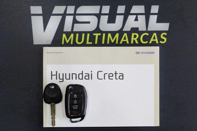 Hyundai Creta 1.6 ACTION Flex Aut. 6M - 2021<br><br> - Foto 13