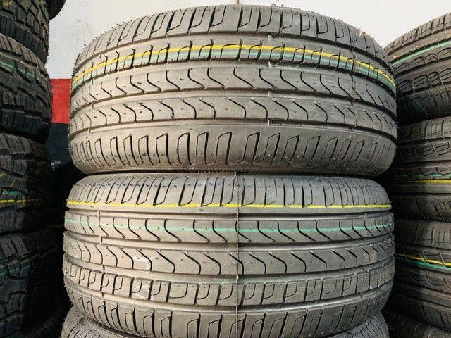 02 pneus tekys tyres 225/50/17 (instalados)