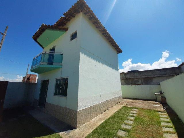 Excelente Casa Duplex em Terreno Inteiro no Jardim Franco Macaé.