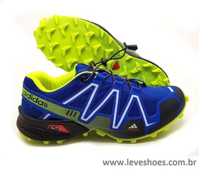 Tênis Adidas Speed Cross Barato - Foto 5