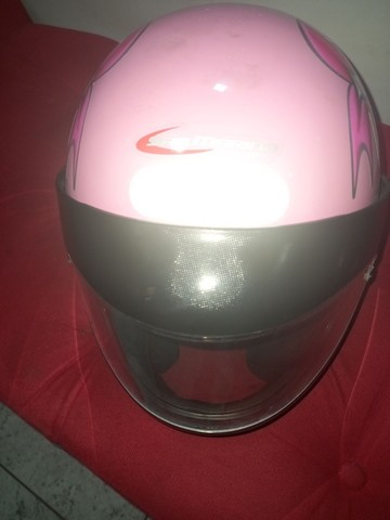 Capacete motocicleta  - Foto 4