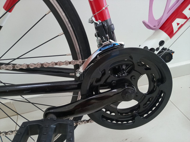 Bicicleta speed Aragon 18